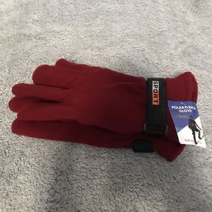Unisex Polar Fleece Gloves